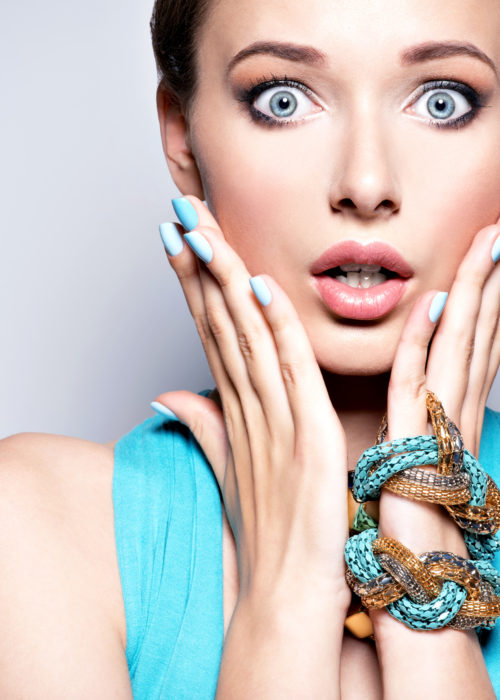 Tallulah manicure 2