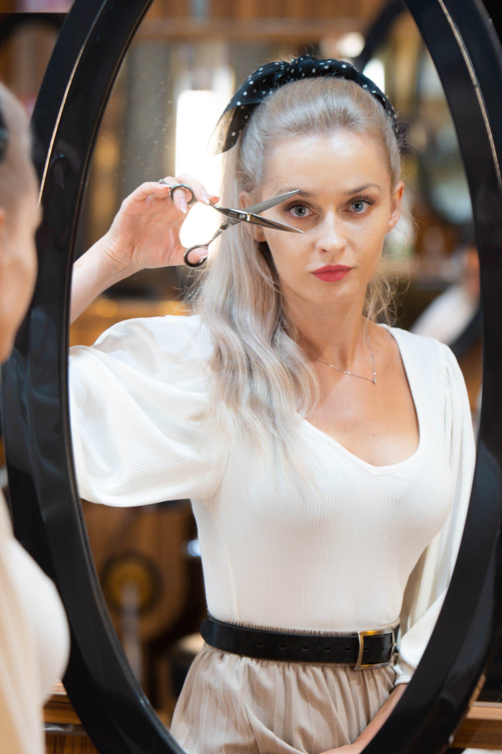 Angelika Gajkoś - fryzjerka w Tallulah
