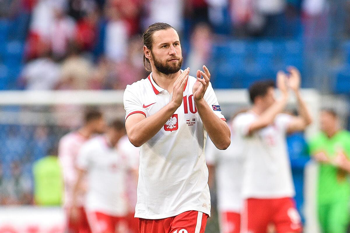 Grzegorz Krychowiak i jego włosy