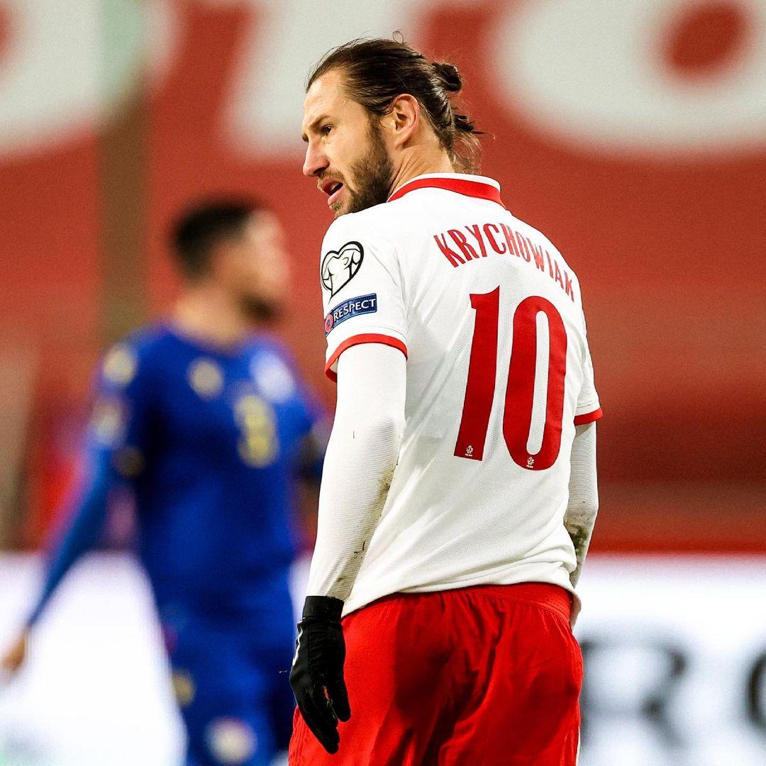 Grzegorz Krychowiak na Euro 2020