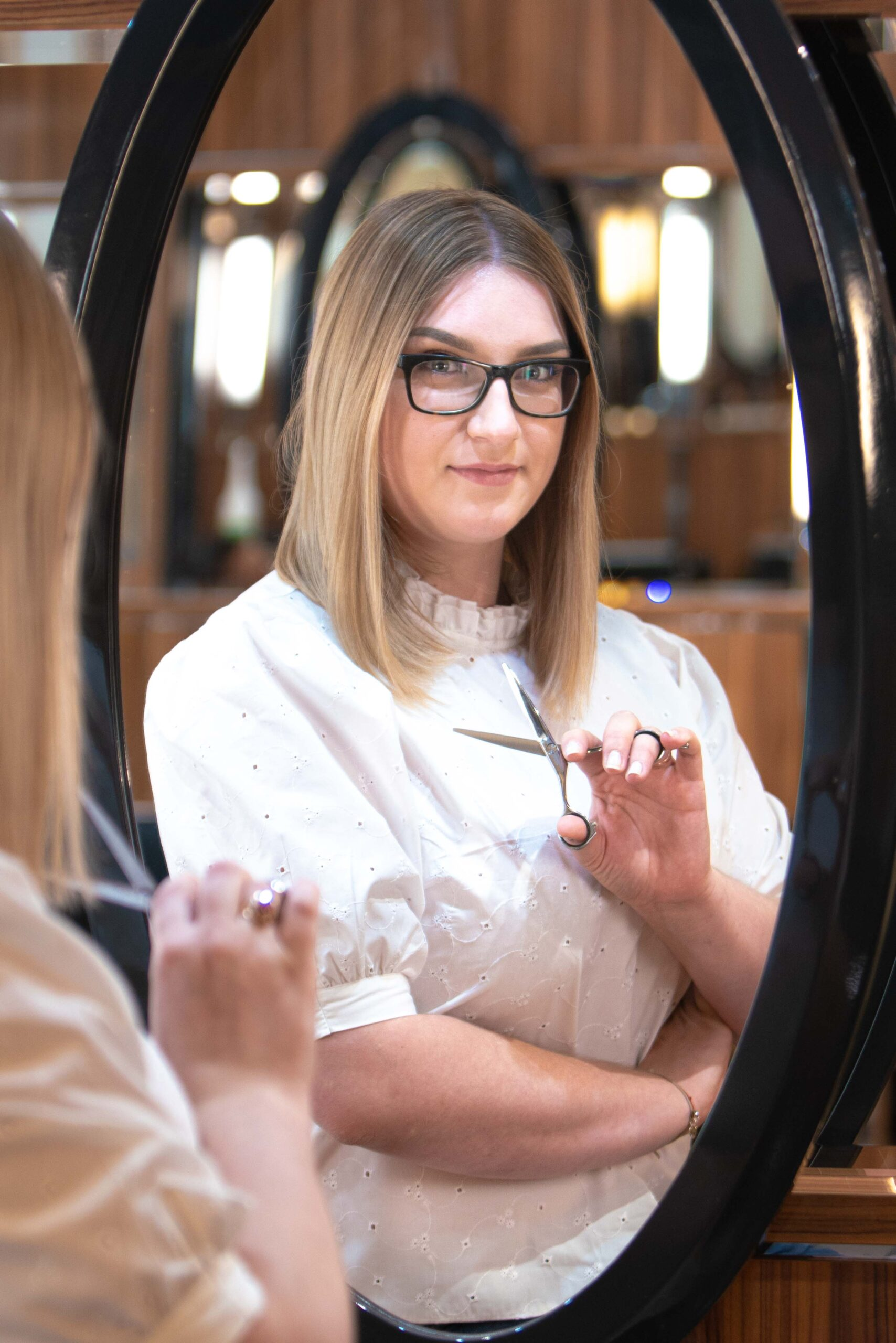 Malwina Sidorowicz - fryzjer w Tallulah