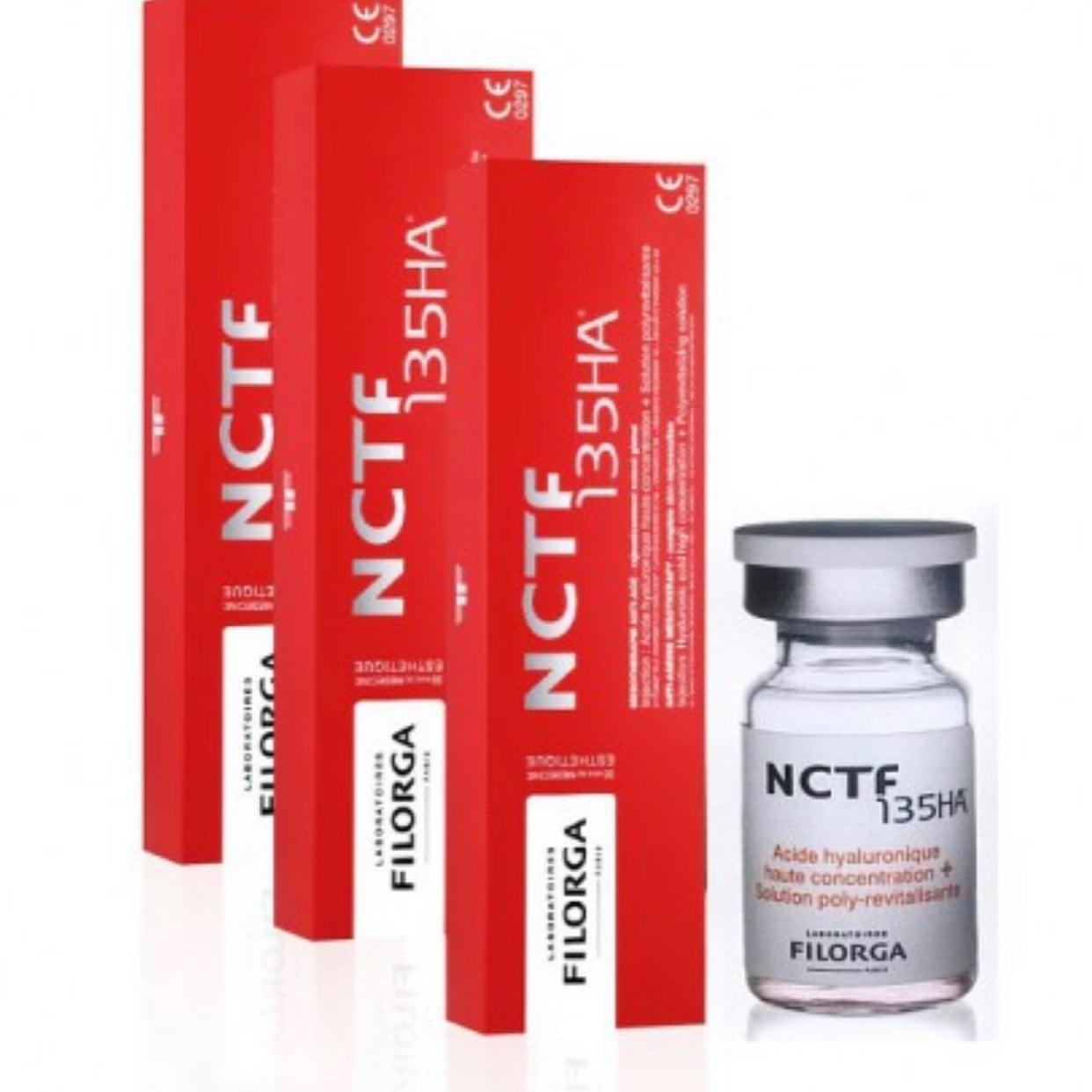 NCTF 135HA - preparat do mezoterapii igłowej